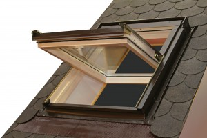 How to fix a skylight