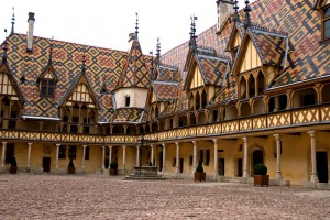 Roof design 1: Hospices de Beaune – Burgundy, France