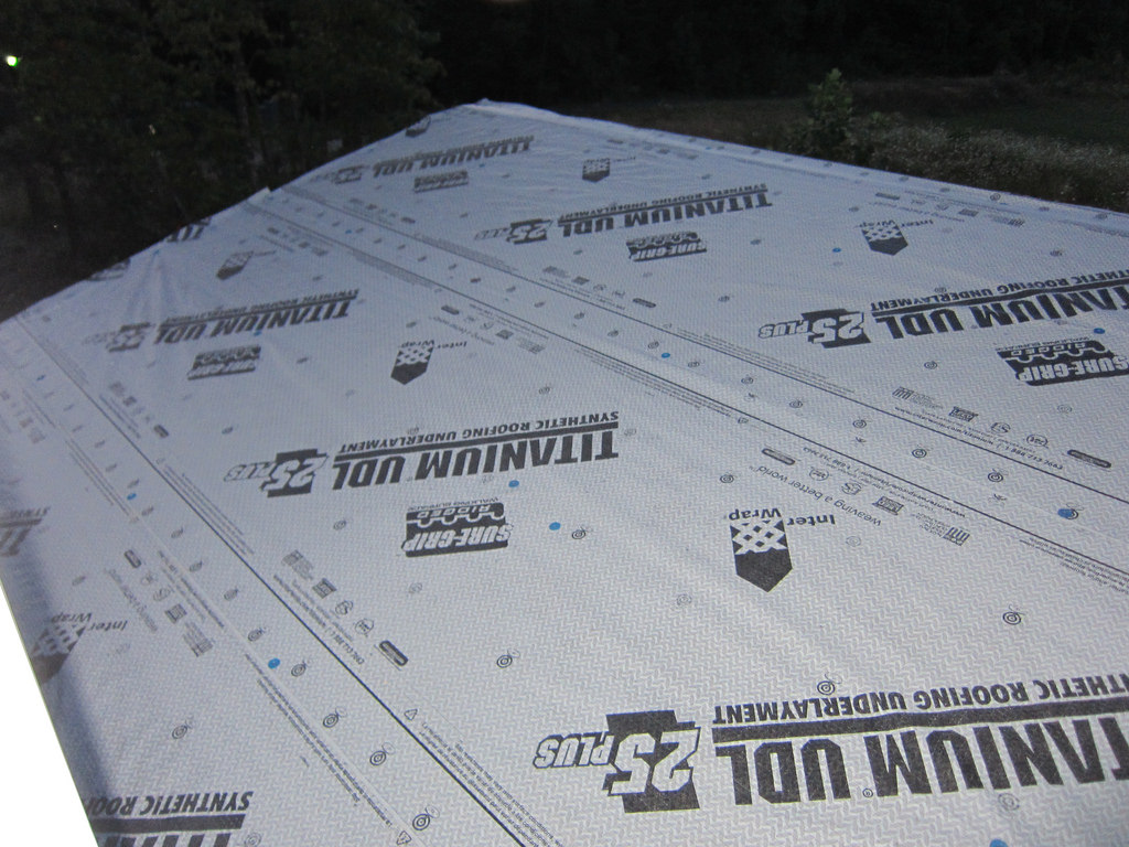 Warner Roofing Inc What Is The Best Underlayment For