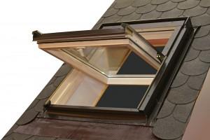 How to fix a skylight