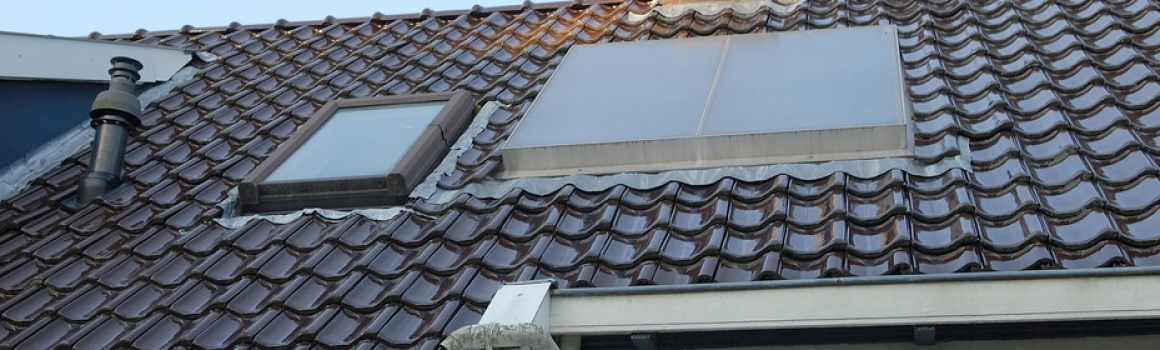 Roof Flashing Installation