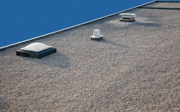 What are common flat roofing problems?