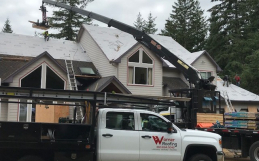 Should roofing nails go through the sheathing?