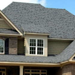 What are the different types of roof shingles?