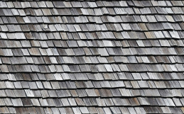 Replacing cedar shake roof with asphalt shingles