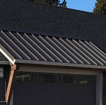 How many types of roofing materials are available?