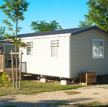 How to repair a mobile home roof