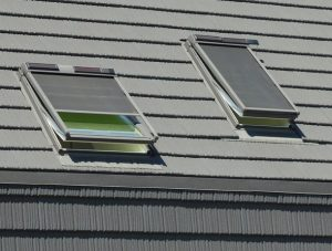 Skylight flashing Warner Roofing Vancouver