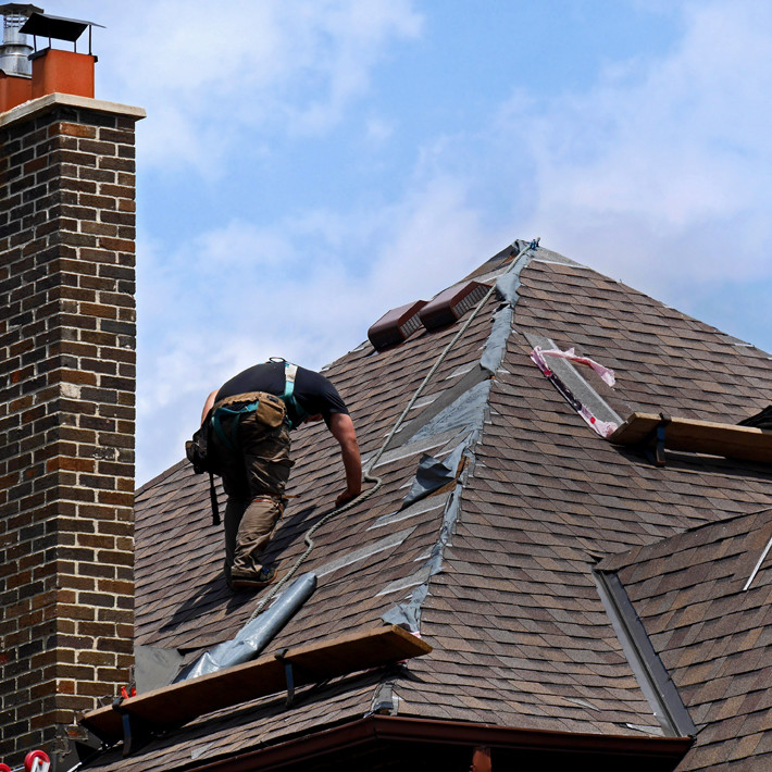 Old Roof Tear Service Off Vancouver Wa Warner Roofing